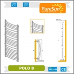 Polo B PB 180/60