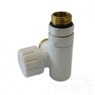 Trójnik termostatyczny - Prawy