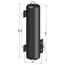 PureSun Sprzęgło hydrauliczne C. O. do 460 kW - SP 460/33
